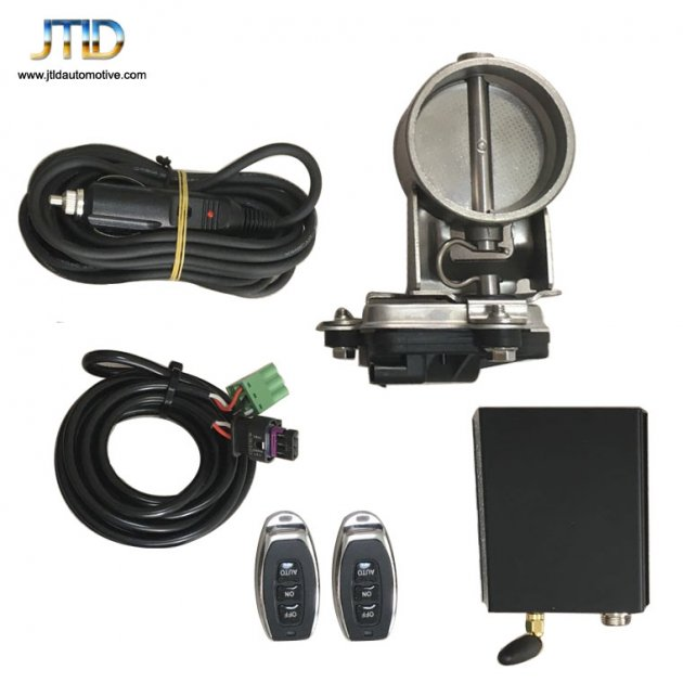 Universal Electric Remote Control Valve Kit