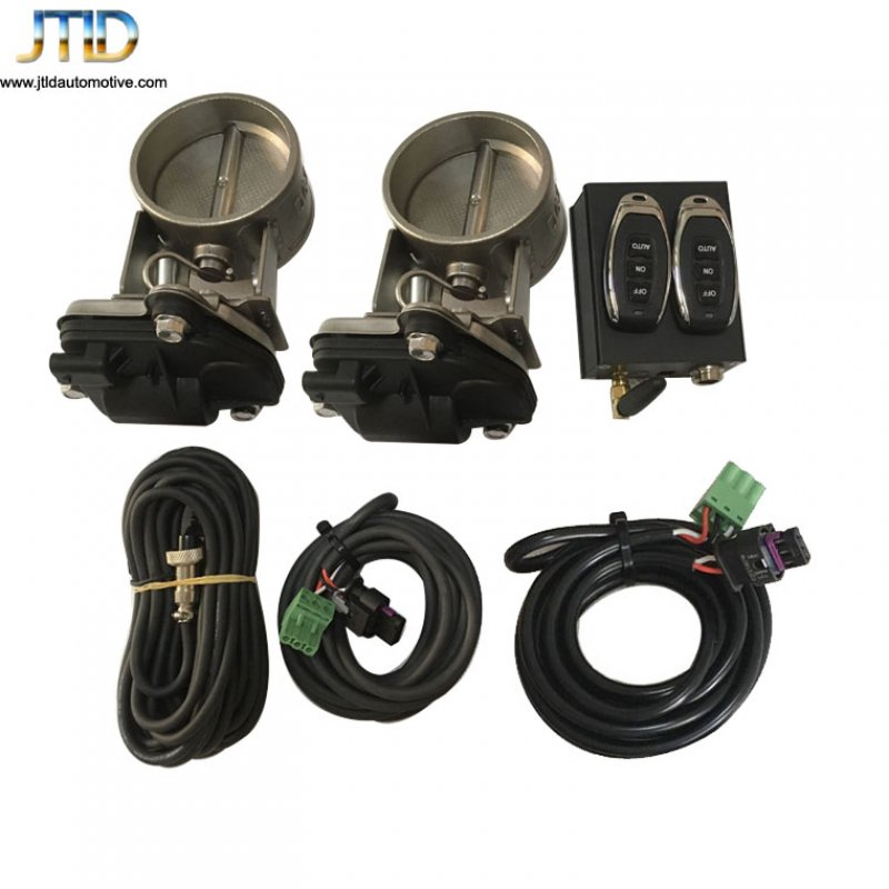 HOT SALE FACTORY PRICE THE ELECTRIC EXHAUST CUTOUT VALVE WITH REMOTE CONTROL