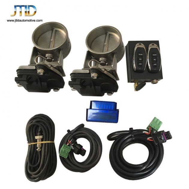 JTLD Double Exhaust Valve with Remote Controller OBD and APP type auto version