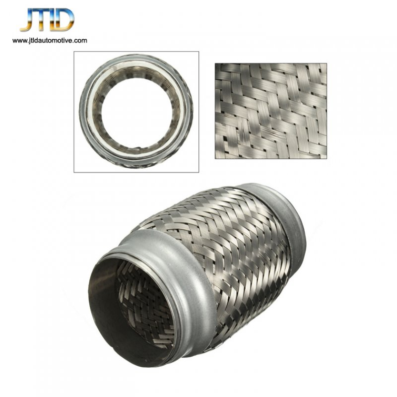 Stainless Steel Flexible Pipe with inner braide,without nipple