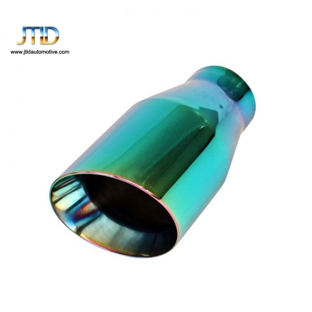 JTS-1ACG    Stainless Steel  green EXHAUST TIP