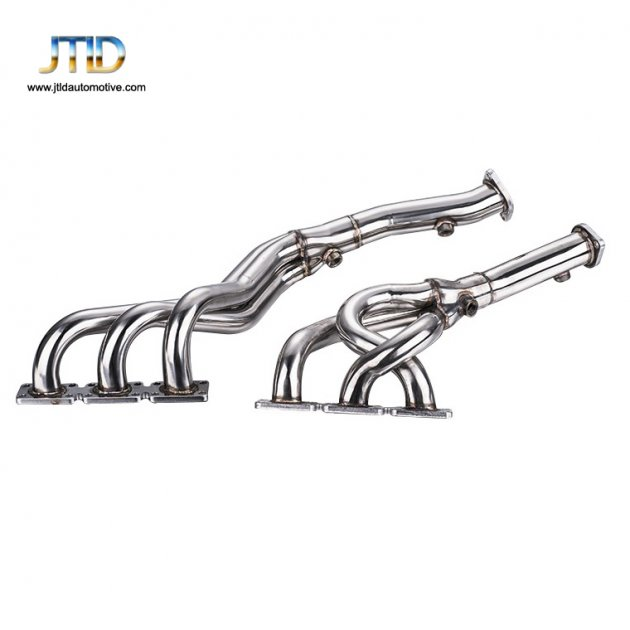 Wholesale High Quality Decoration Exhaust Manifold Long Tube Header Exhaust header for BMW M54-E46