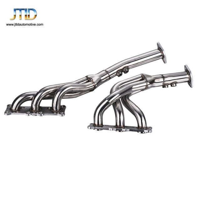 Professional Manufacture Stainless High Flow Exhaust header for BMW N52