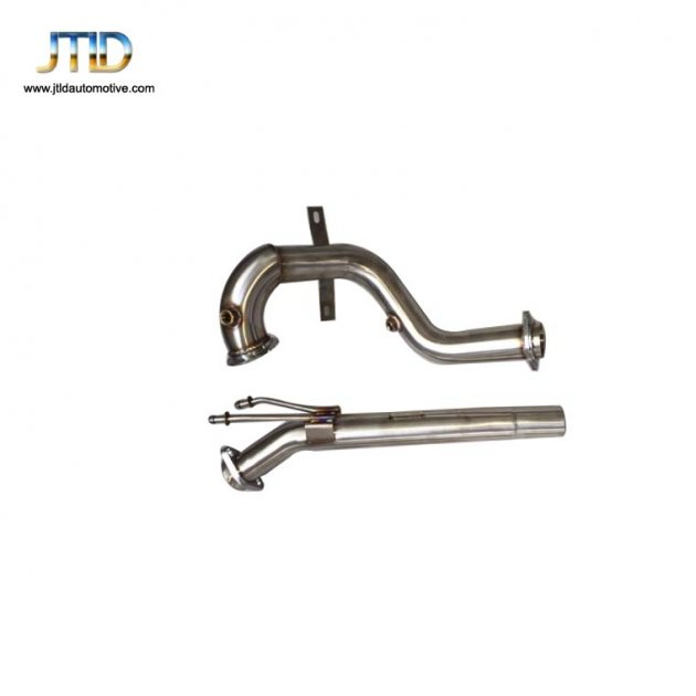 Exhaust downpipe For VW MK7