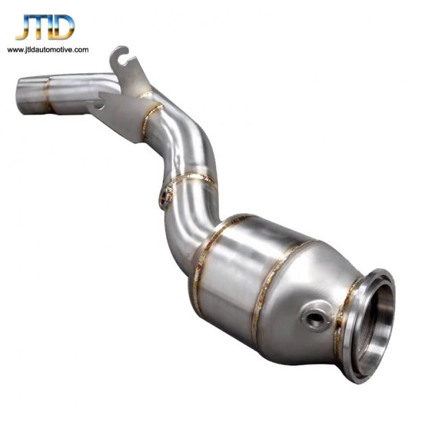 Exhaust downpipe For Jaguar XE pipe