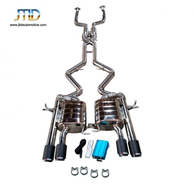 JTS-BM-007 Exhaust System For BMW M3