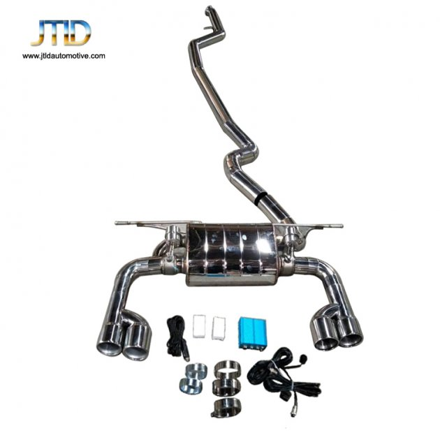 JTS-BM-008  Exhaust System For New BMW F30 N20
