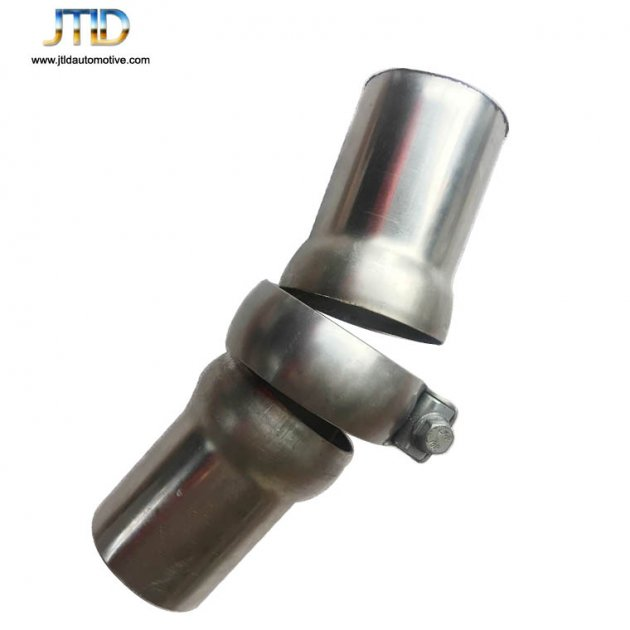 clamp joint for BMW exhaust system