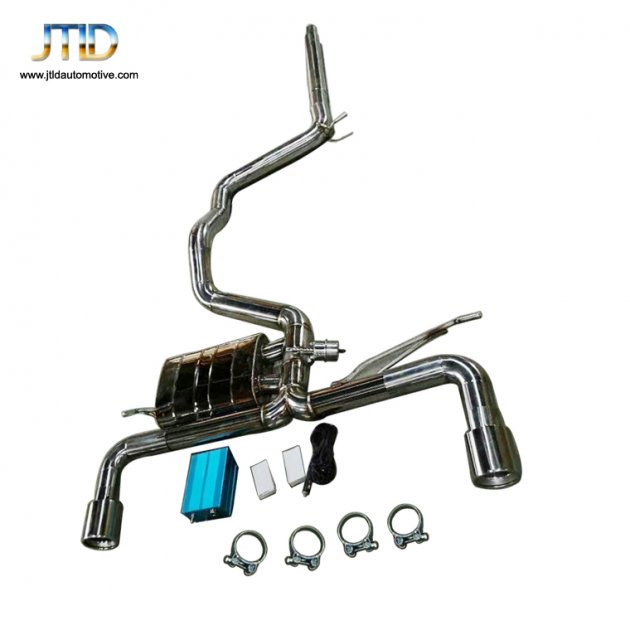 JTS-VW-001 Exhaust System For VW golf 7