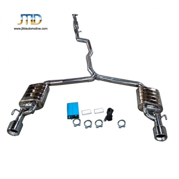 Exhaust System For Buick Verone