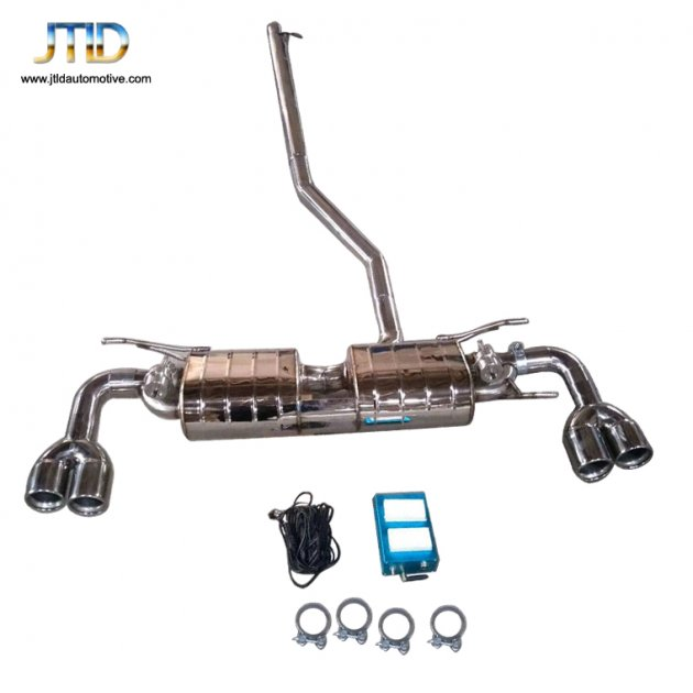 JTS-LR-001   Exhaust System For Range Rover Evoque