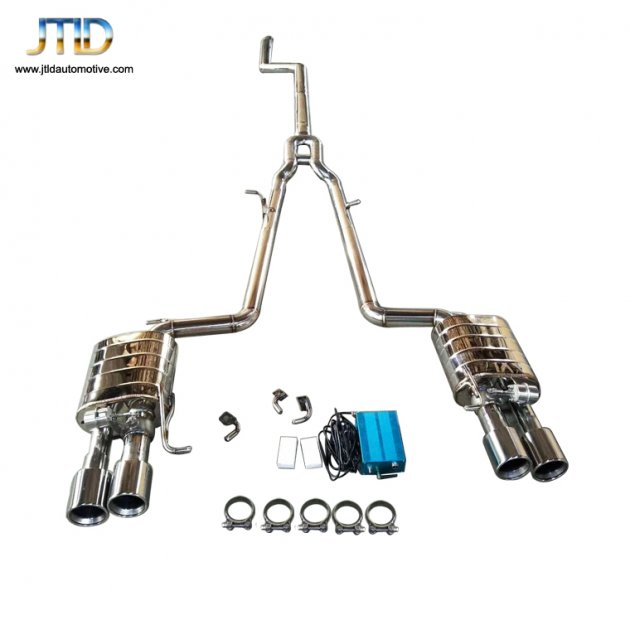 JTS-BM-009 Exhaust System For BMW 5 series F18