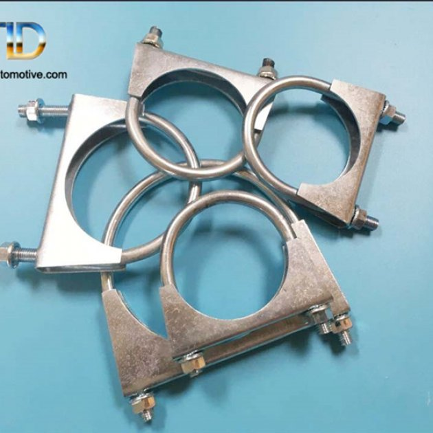 Stainless Steel Exhaust V Band Clamp