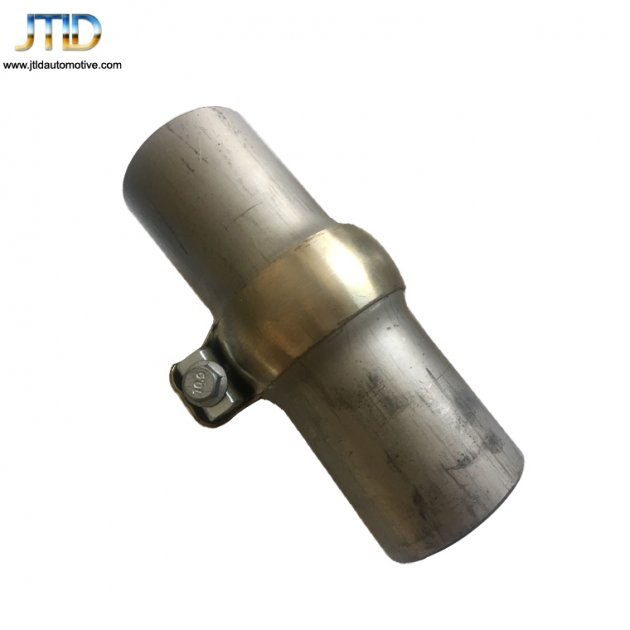 Newes Titanium alloy clamp joint for BMW exhaust system