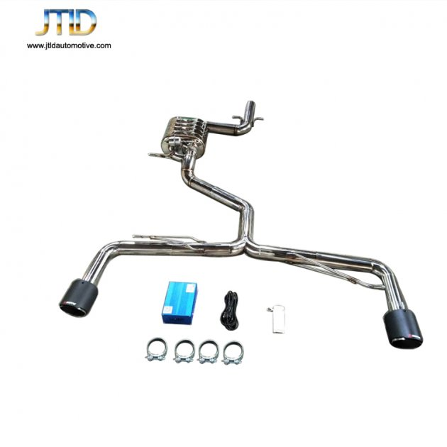 JTS-VW-003  Exhaust system For VW Scirocco