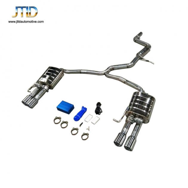 JTS-VW-007 Exhaust system For 2013 VW CC
