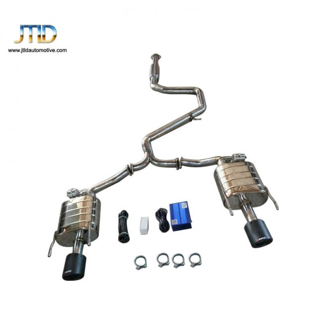 JTS-CH-001 Exhaust system For Chevy Malibu