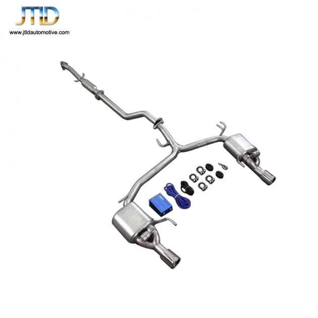 JTS-HO-002  Exhaust System For  Accord 8 generations