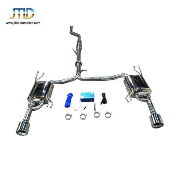 JTS-HO-001Exhaust system For Accord 9 Generation