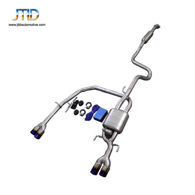 JTS-CH-003  Exhaust System For Chevy Cavalier