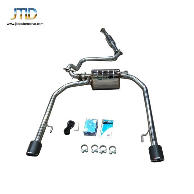 JTS-CH-002  Exhaust system For Chevy Cruze