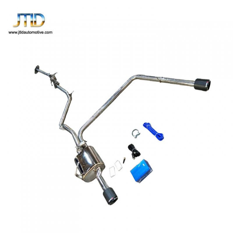 Exhaust system For Toyota Corolla - JTLD automotive exhaust