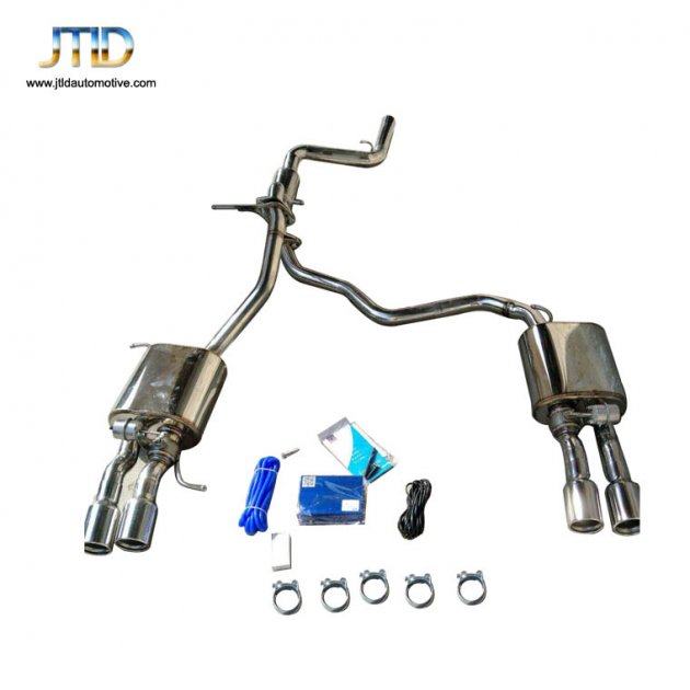 JTS-VW-006 Exhaust system For VW Magotan