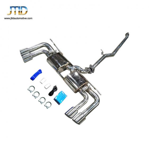 JTS-RE-001 Exhaust system For 2013 Rohens