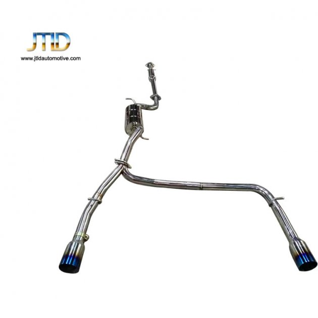 JTS-MA-002 Exhaust System For Mazda 3  2.0  2010