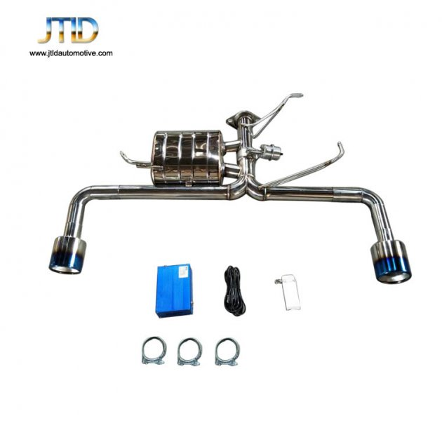 Exhaust system For Mitsubishi Lancer-ex