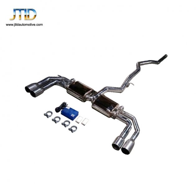 JTS-BM-020  Exhaust System For BMW X4