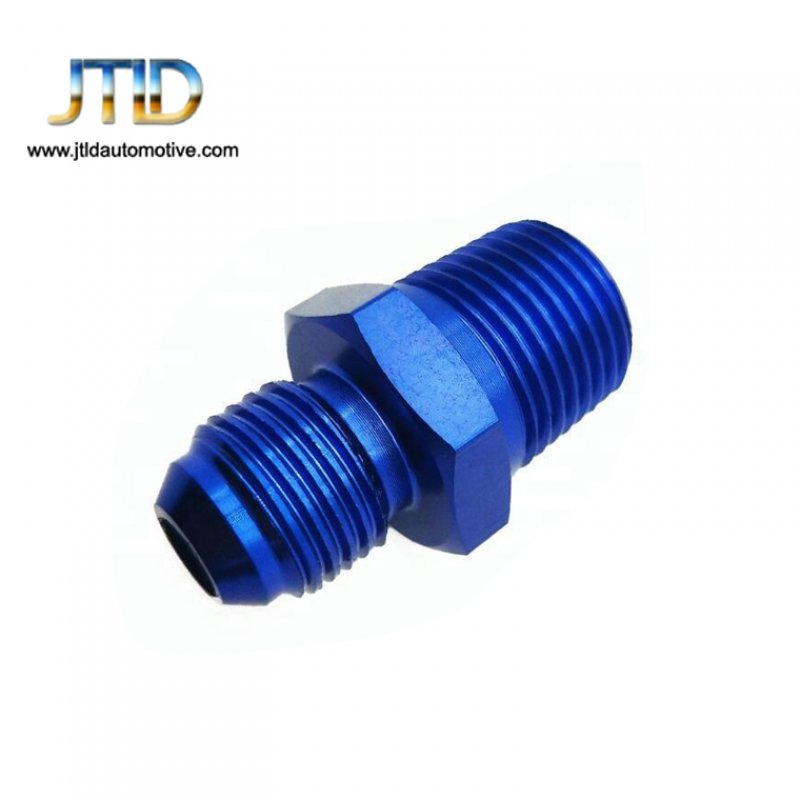 "AN6-3/8""NPT Aluminium Auto Modified parts Adapter Fitting"