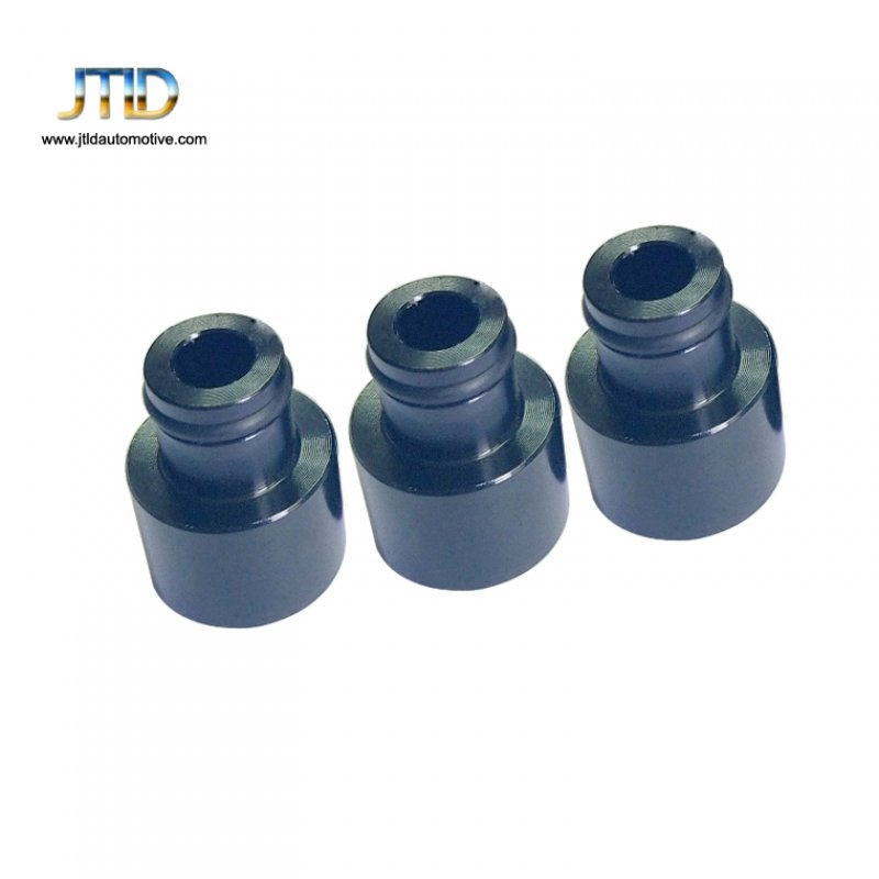 Manufacturer wholesale aluminum black Fuel Injector Adapters for B16 B18 D16Z D16Y