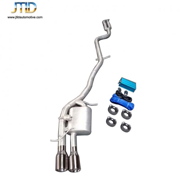 JTS-BM-022  Exhaust System For BMW Z4