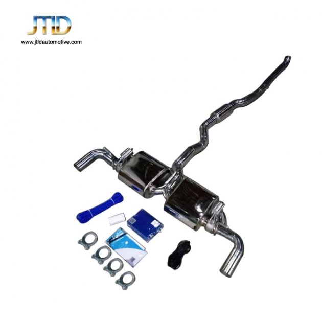 JTS-BE-008 Exhaust System For Benz CLA 220