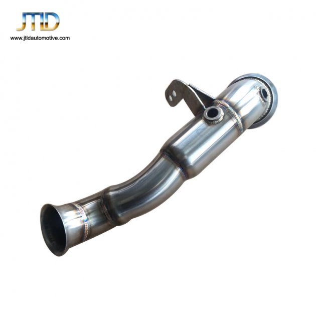 JTD-BE-003  Exhaust Downpipes For Benz W205 C200
