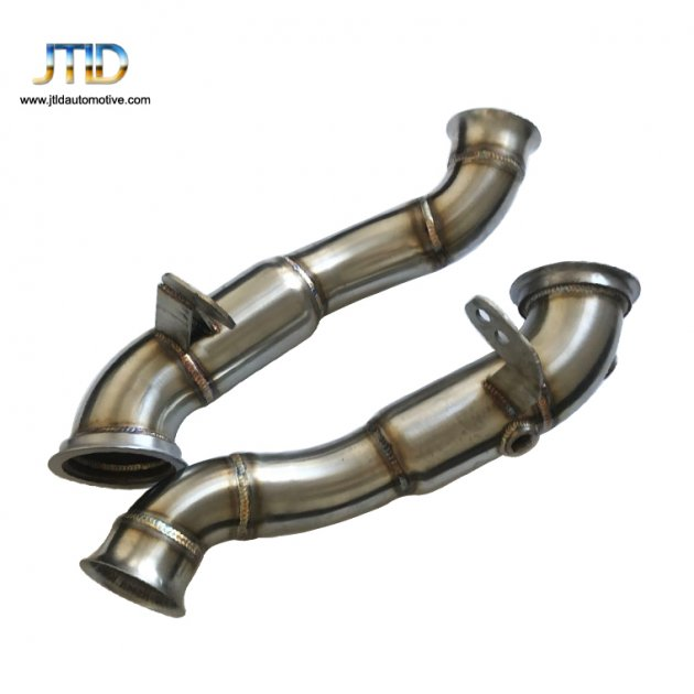 JTDBE-004  Exhaust Downpipes For Benz  C200