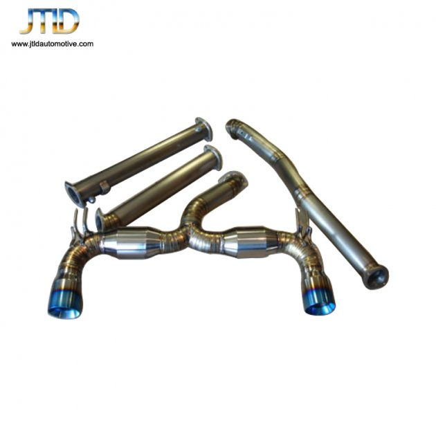 Exhaust System For  Mitsubishi Lancer Evolution X 08-15