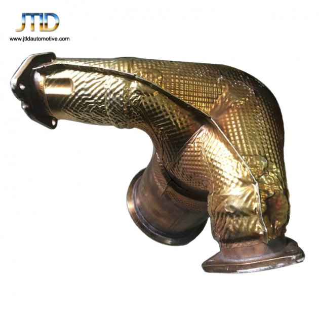 JTDAU-004  Exhaust downpipe For Audi S4