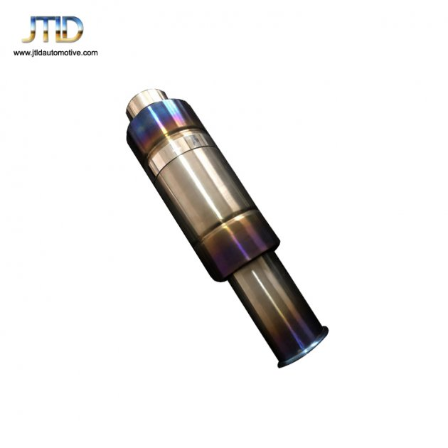 Performance Coloful titanium alloy Exhaust Muffler