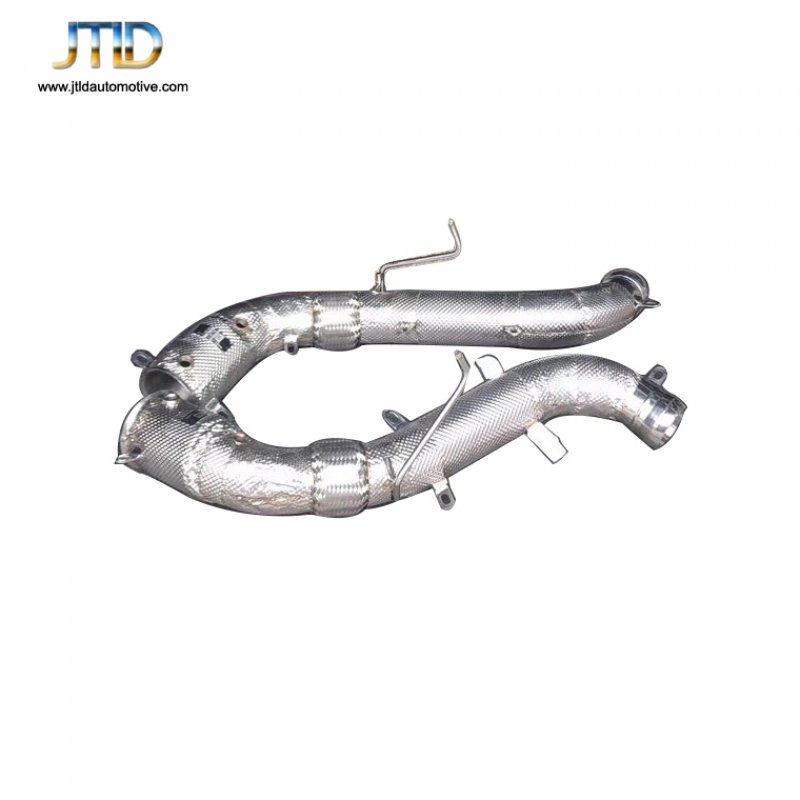 JTDMC-001  Exhaust Downpipe For Mclaren 570S