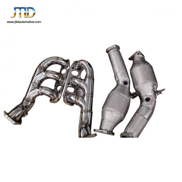 Exhaust Downpipe For Nissan 350Z