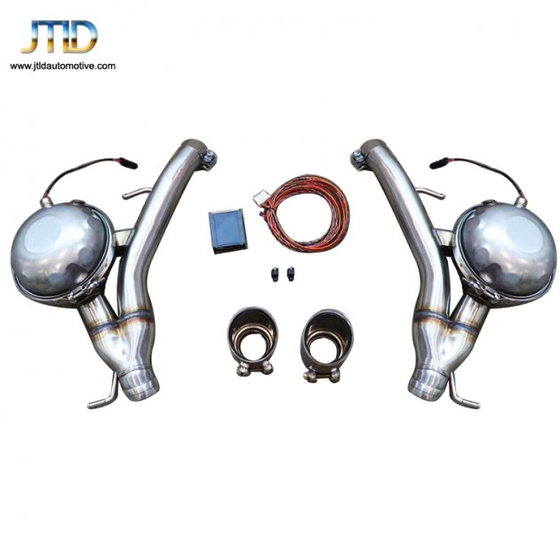 JTS-LR-002 Exhaust System For Range rover