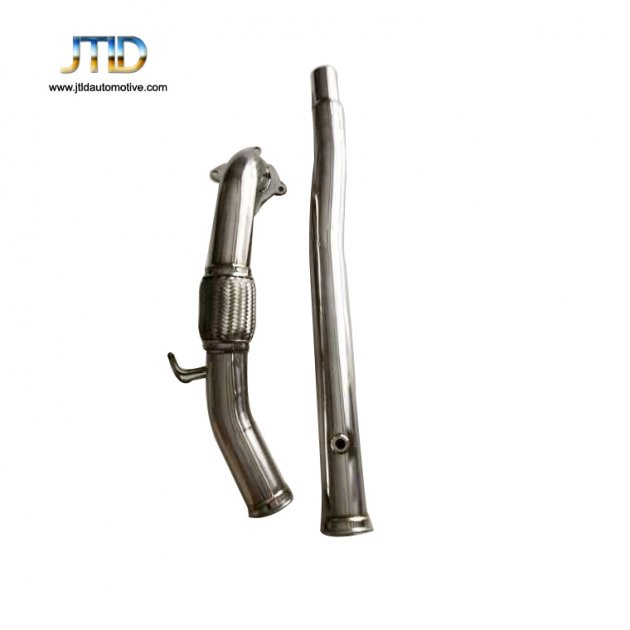 Exhaust Downpipe For VW MK6