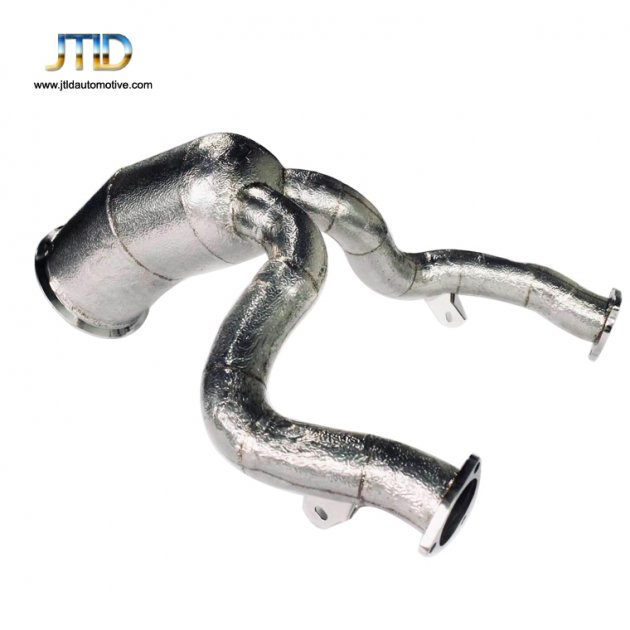 JTDAU-009  Exhaust Downpipe  For AUDI  A7-c8