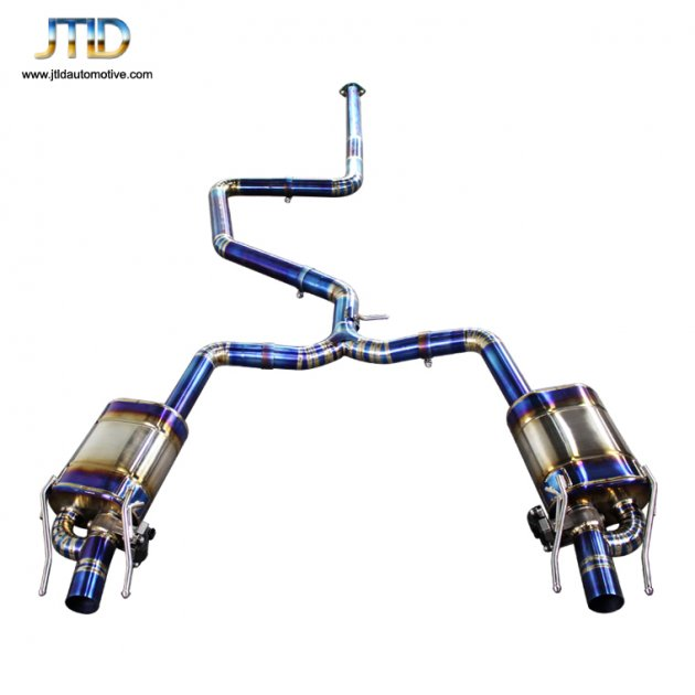Exhaust System For Buick LaCrosse
