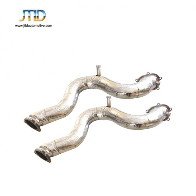JTDAU-007  Exhaust Downpipe For Audi  RS7