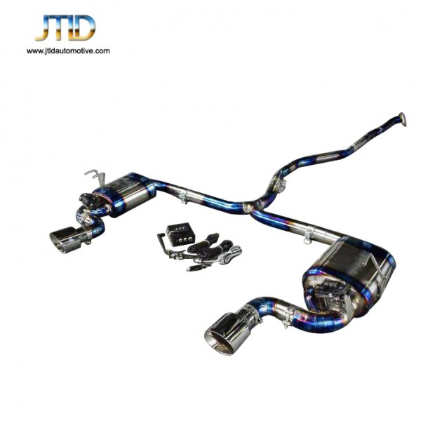 JTS-HO-006   Exhaust system For  Honda Civic