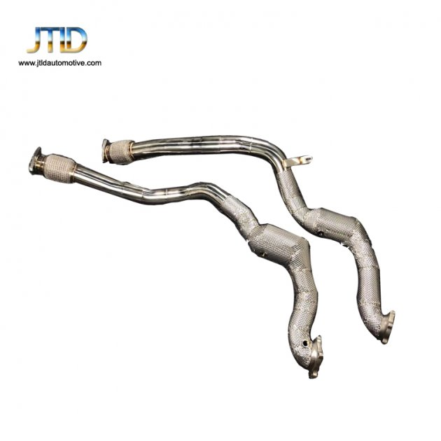 JTS-BY-001 Exhaust system For Bentley