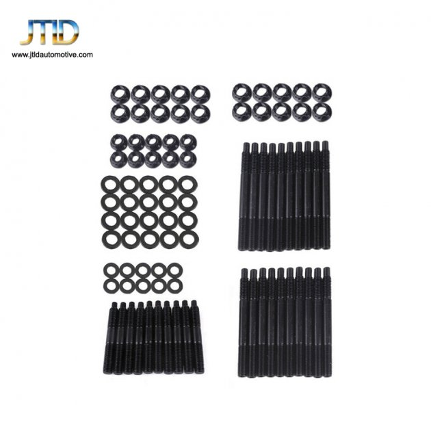 JTHSK-1004  Head stud kit For  Chevy LS1 LS3 2004-2019 12-Point 5.3L 5.7L 6.0L